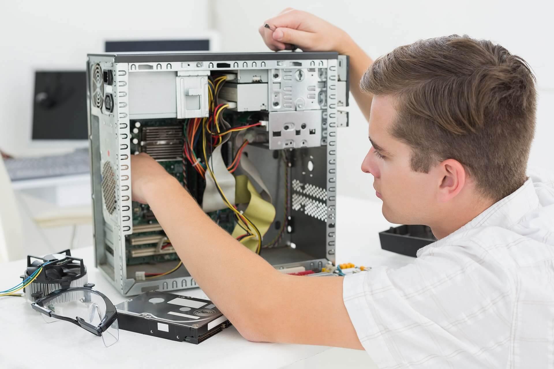 Montaż komputerów Altech Radom